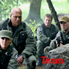 "thothmes: SG-1 gathered in the woods - Legend ""Team"" (Team in Smoke)"