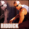vindiesel: image of character Riddick from the movie Pitch Black (riddick)
