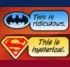cideon: (bat supe - ridiculous/hilarious)