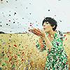 viva: (Girl in Field)