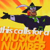 drakyndra: The Music Meister demands you sing! (Batman TDK: Looking Down)