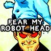 drakyndra: Oh, Aaron... (Nextwave: Robot Head)