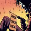drakyndra: Pretty, pretty colouring. Also, Joker. (Batman: Joker (Killing Joke))