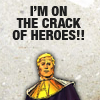 drakyndra: Oh Ozymandias, you so crazy (Watchmen: Crack of Heroes)