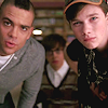 stripped: (puck and kurt being quizzical)