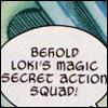 sermocinare: (Loki's army)