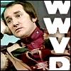 """applecameron: vandonovan's """"What Would Vila Do"""" Blake's 7 Vila icon (vandonovan-B7-WWVD)"""