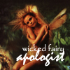 talkstowolves: I am a wicked fairy apologist, featuring Oona from Labyrinth. (wicked fairy apologist)