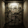 nowayout: something about silent hill 4 (Locked door pun)