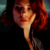 thingswithwings: Natasha makes a no-nonsense face (avengers - natasha's no nonsense face)