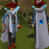 lielac: it's photo magic not two people in identical outfits (runescape)