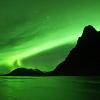 teslatricity: (green aurora)