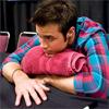 magnacarta: (sleepy Kris)
