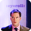 sam_bluesky: Ianto Jones rolling his eyes (torchwood - ianto eyeroll)