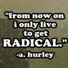 chaosmanor: (Andy live to get radical)