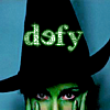talkstowolves: Addicted to heroines: Granny Weatherwax and Elphaba-style.  (defy, no cackling here)