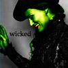 """talkstowolves: """"For the first time, I feel... wicked."""" - Elphaba, from the Wicked musical. (witches have it going on, wicked)"""