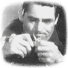 kareila: Cary Grant learns to knit (knit)