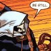 quicksilver: (taskmaster - be still)