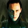 snakeling: Loki's Jotun heritage creeping on his face, from the movie Thor (marvel: half-jotun loki)