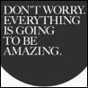 saltwriting: Everything's amazing (amazing)