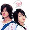 bellemainec: (akame together)