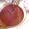 wapiko: no literally, made by me. LOL (chocolate batter)