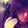 scaramouche: Zhao Wei holding a gun, from So Close (zhao wei will fuck your shit up)