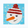 beach_baby: (Seasonal: Christmas Snow man)