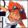 hamimi_fk: Edward from Cowboy Bebop, smiling (Edward - Big smile)