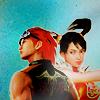 kunoichikatie: http://creativesmurph.livejournal.com/ (Tekken_HwoarangXLingXiaoyu)