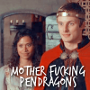 heathershaped: (Merlin: Motherfucking Pendragons)