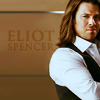 kisahawklin: Eliot Spencer, tough guy (Leverage: Eliot Spencer)
