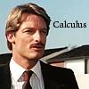 jekesta: Cody in a suit, captioned 'calculus'. (calculus)