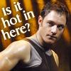 sabaceanbabe: (Helo is hot)