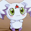 mitbix: Digimon, Kurumon (look at me I'm adorable)