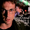 sid: (J/D my boyfriend has a gun)