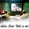 harmony033: (Star Trek is on!)