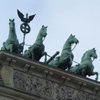 feuervogel: photo of the statue of Victory and her chariot on the Brandenburg Gate (Default)