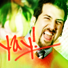 pensnest: Joey Fatone being happy (Joey yay!)