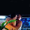pensnest: Jack and Ianto surprised naked (Torchwood Jack loves Ianto)