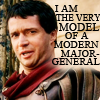 pensnest: Marc Antony, I am the very model of a modern major general (Rome Modern Major General)
