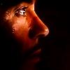 isagel: Tony Stark, close-up of his face. (avengers tony)