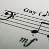 auburn: Musical Notation Gay (Gay Note)