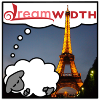 syderia: DreamSheep with Eiffel Tower (DreamWidth)