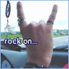gummiwolf: (rock on)
