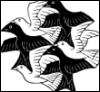 century_eyes: (Escher-birds)