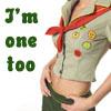 mylovelyone: (girlscout)