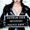 uadlika: (catwoman mugshot cleavage)