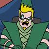 uadlika: (green arrow roarh)